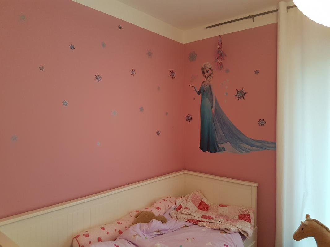 Wandsticker Disney Die Eiskönigin - Maxi Sticker Elsa 36 tlg. | wall ...