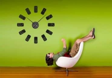 Stickers muraux + Horloges