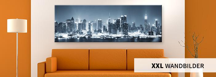 xxl wandbilder. Black Bedroom Furniture Sets. Home Design Ideas