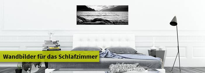 wandbild f r schlafzimmer glasbild leinwand wandbilder shop wall. Black Bedroom Furniture Sets. Home Design Ideas
