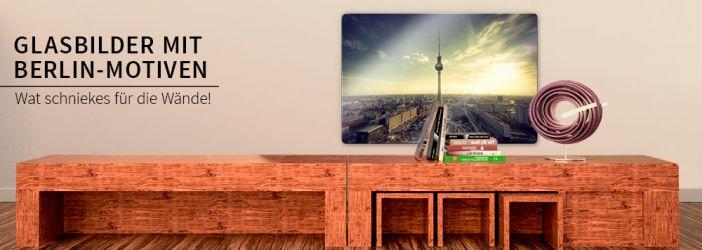 glasbilder mit berlin motiven wall. Black Bedroom Furniture Sets. Home Design Ideas