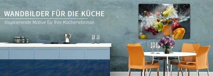 Wandbilder für Küchen