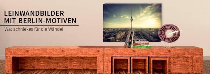 Leinwandbilder mit berlin motiven wall - Leinwandbilder mit spruchen ...