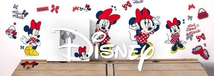 disney mickey mouse wandsticker wall. Black Bedroom Furniture Sets. Home Design Ideas