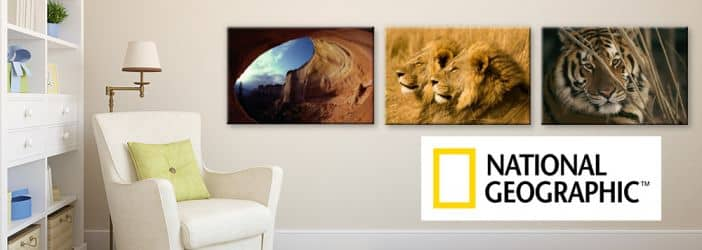 national geographic fanshop wandbilder mit wundern der welt wall. Black Bedroom Furniture Sets. Home Design Ideas