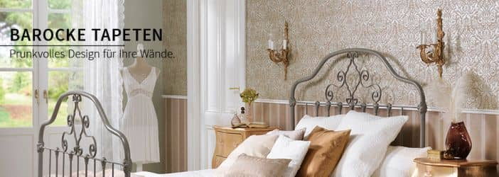 barock tapeten von namhaften herstellern wall. Black Bedroom Furniture Sets. Home Design Ideas