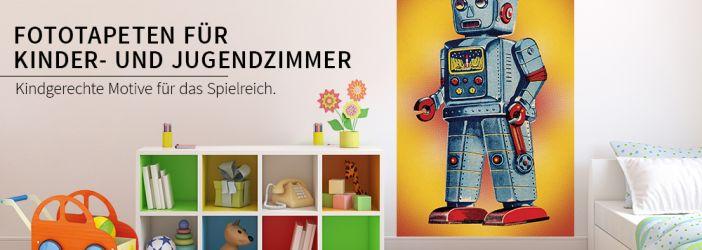 Kinderzimmer Tapete As Creation : Kinderzimmer Tapete & Fototapeten f?r das Kinderzimmer wall-art.de