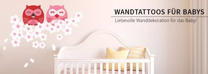 baby wandtattoos wandtattoo f r babys mit namen pictures. Black Bedroom Furniture Sets. Home Design Ideas