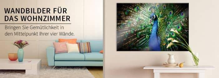 Wandbilder f r wohnzimmer wall art wandbild wandbilder for Elegante wandbilder