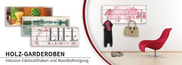 hochwertige garderoben aus kiefernholz wall. Black Bedroom Furniture Sets. Home Design Ideas