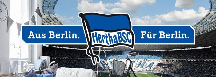 Wandtattoos und Wandbilder von Hertha BSC Berlin