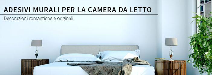 Negozio online di Adesivi murali per la camera da letto - wall-art.it