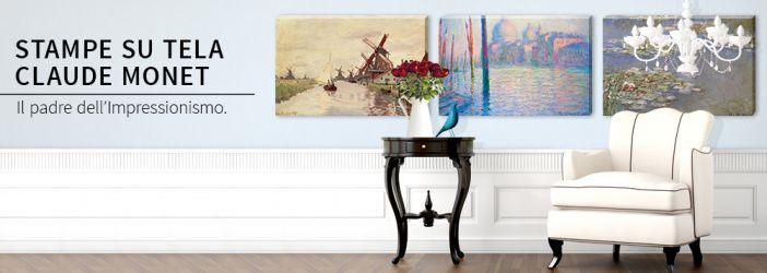 Negozio online di Stampe e quadri su tela con bellissime riproduzioni ...