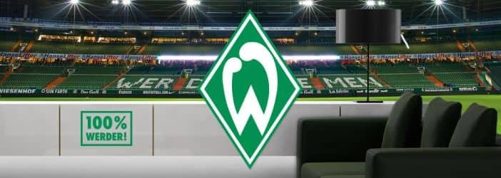 Werder Bremen Wandtattoos, Wandbilder & Fototapeten