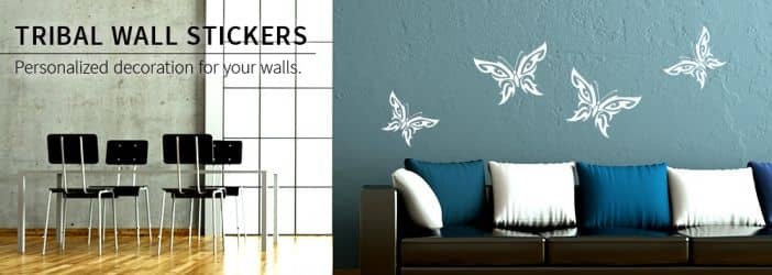Tribal Wall Stickers