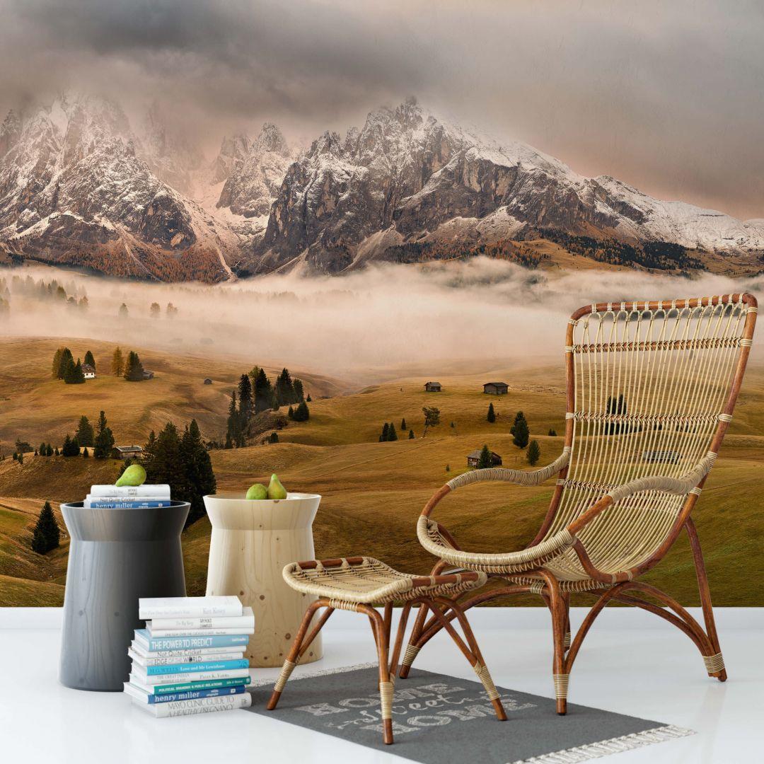 Photo Wallpaper - Kuric - the Dolomites