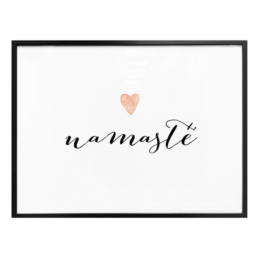 Poster Confetti & Cream - Namasté