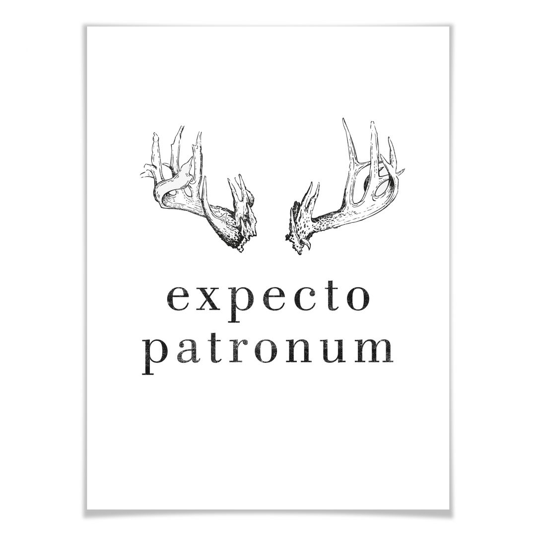 Poster - Expecto Patronum