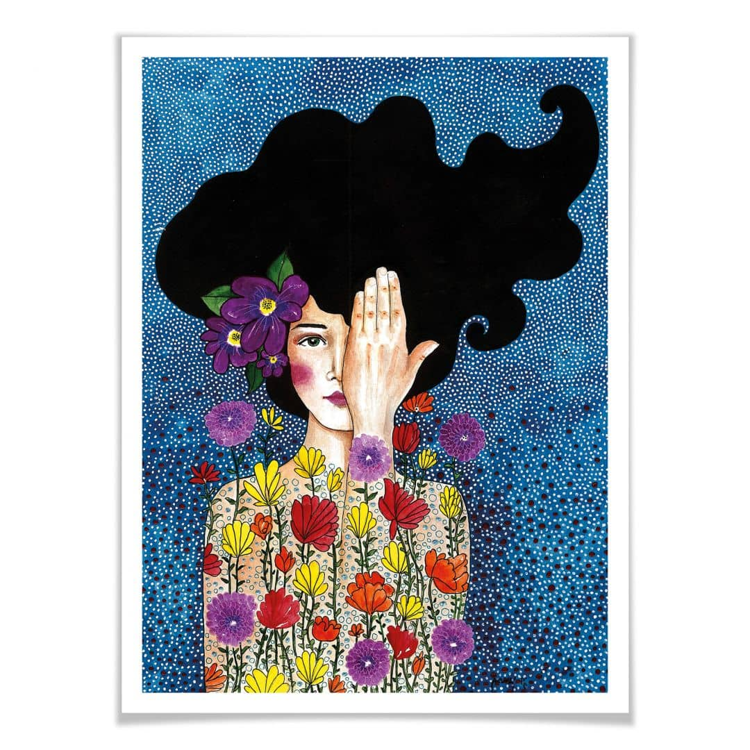 Poster Hülya - Erinnerungen verlieren