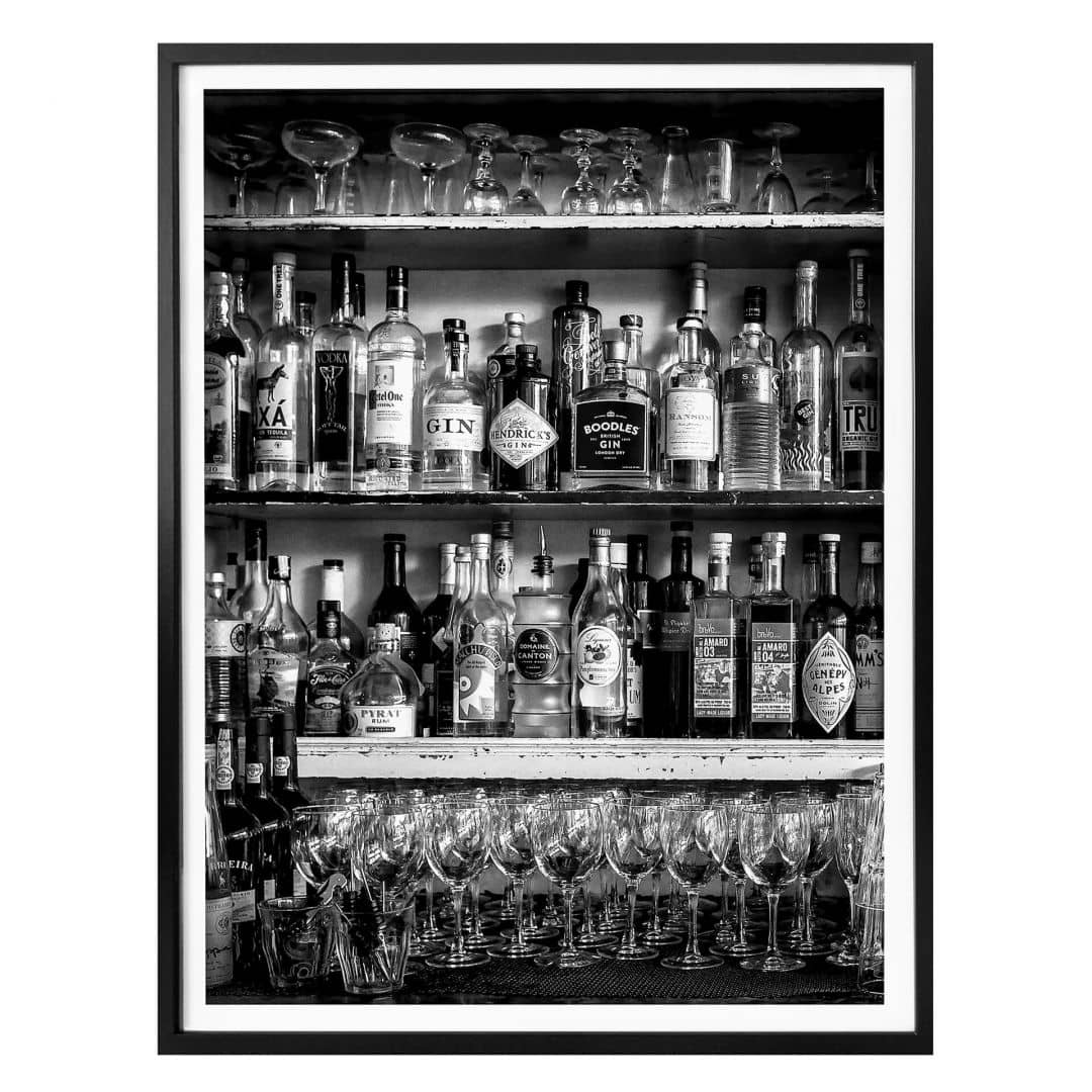 Poster Klein - The Classic Bar