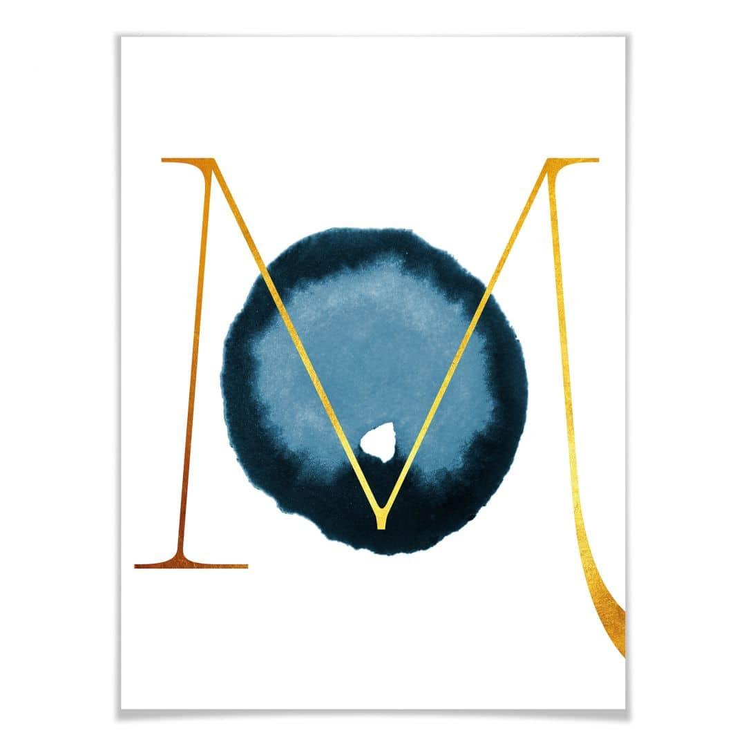 Poster - Das goldene M