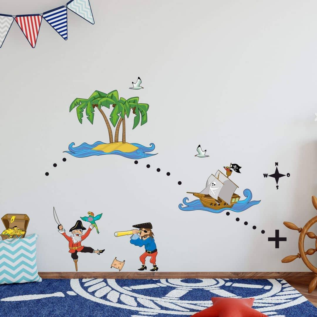 Beeindruckend Piraten Wandtattoo Galerie Von Sie Haben Folgendes Produkt Zur Vergleichsliste Hinzugefügt.