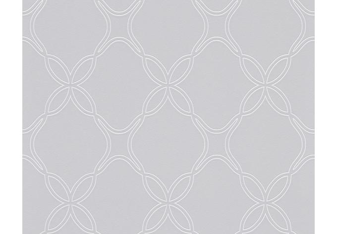 sch ner wohnen vliestapete 303841 grau wall. Black Bedroom Furniture Sets. Home Design Ideas