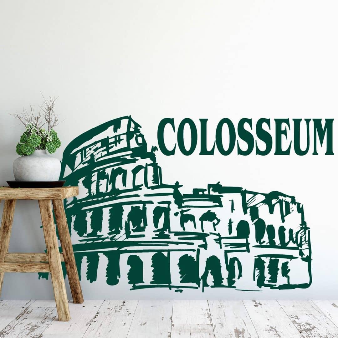 Colosseum Wall sticker