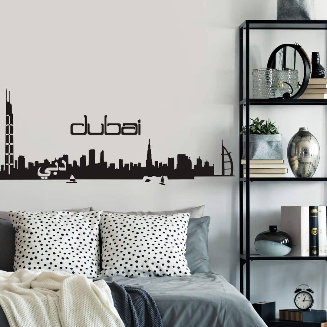 Dubai Skyline Wall sticker