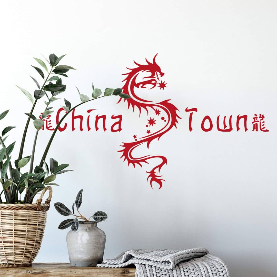 China Town Wall sticker