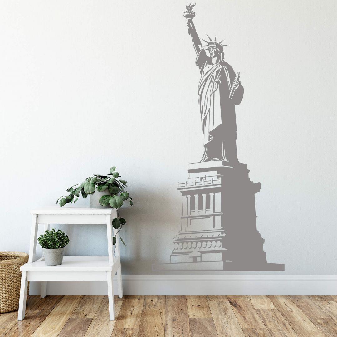 Wandtattoo Freiheitsstatue