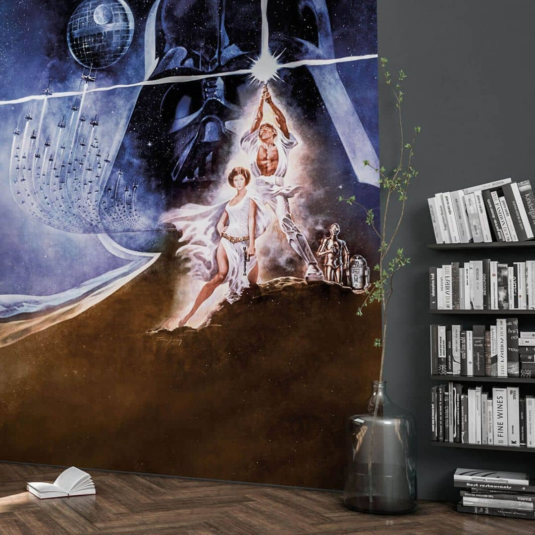 Fototapete Star Wars Poster Classic 2