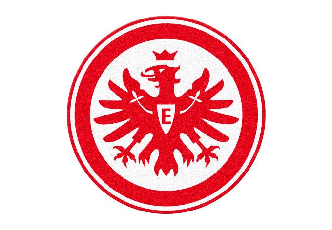Anti-Rutschsticker Eintracht Frankfurt Logo