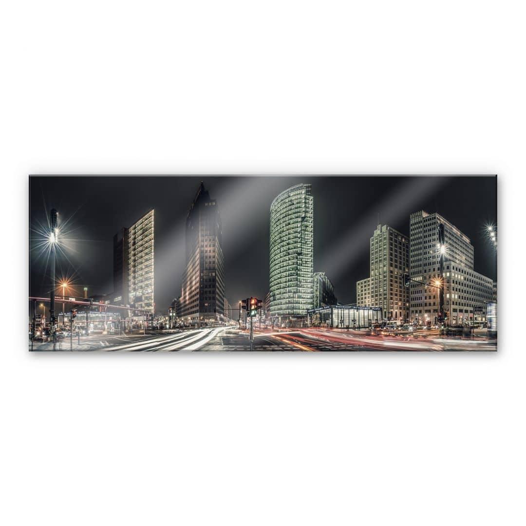 XXL Wandbild Potsdamer Platz - Panorama