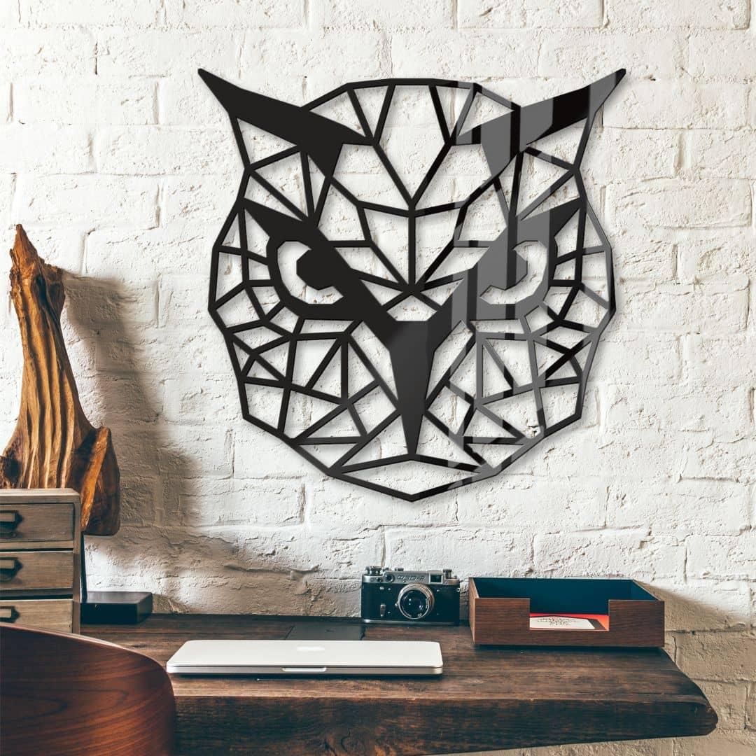 Acryldeko Origami Eule
