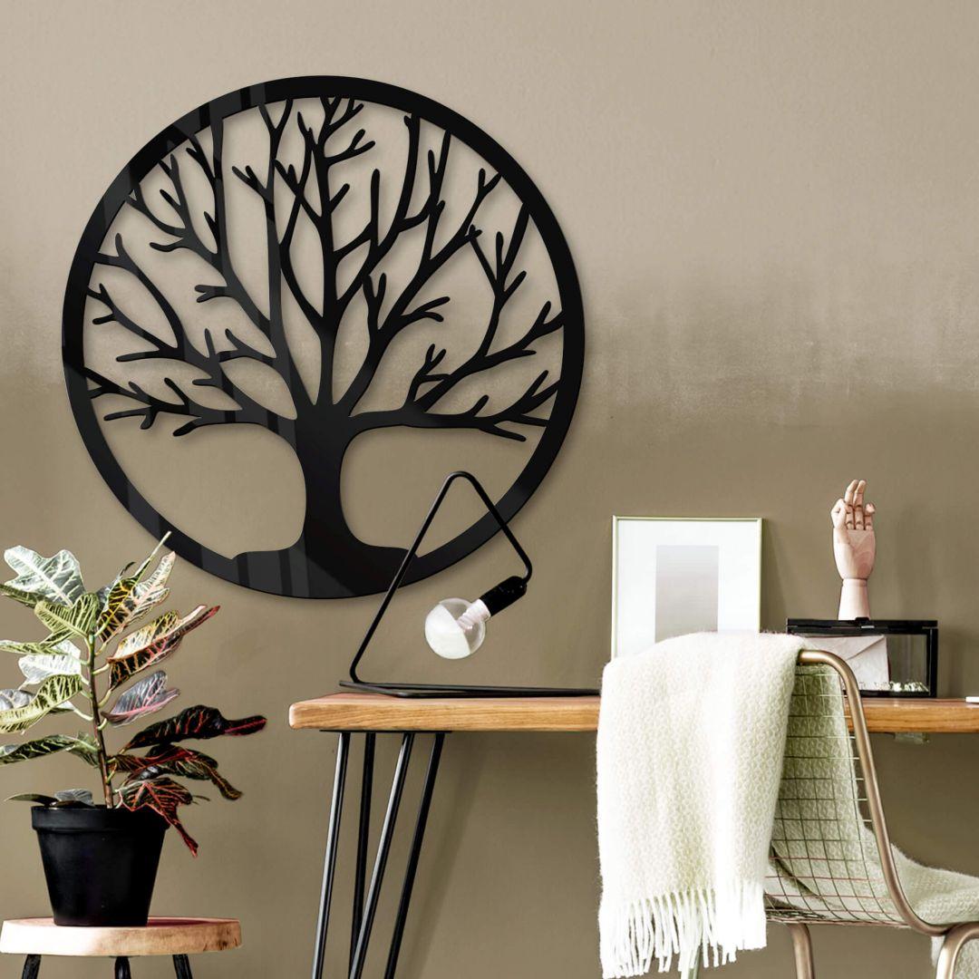 Acryldecoratie Tree of Life