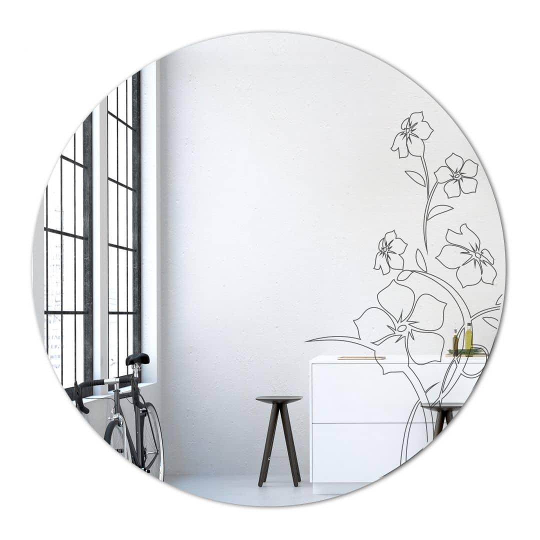 Specchio giada for Specchio intero