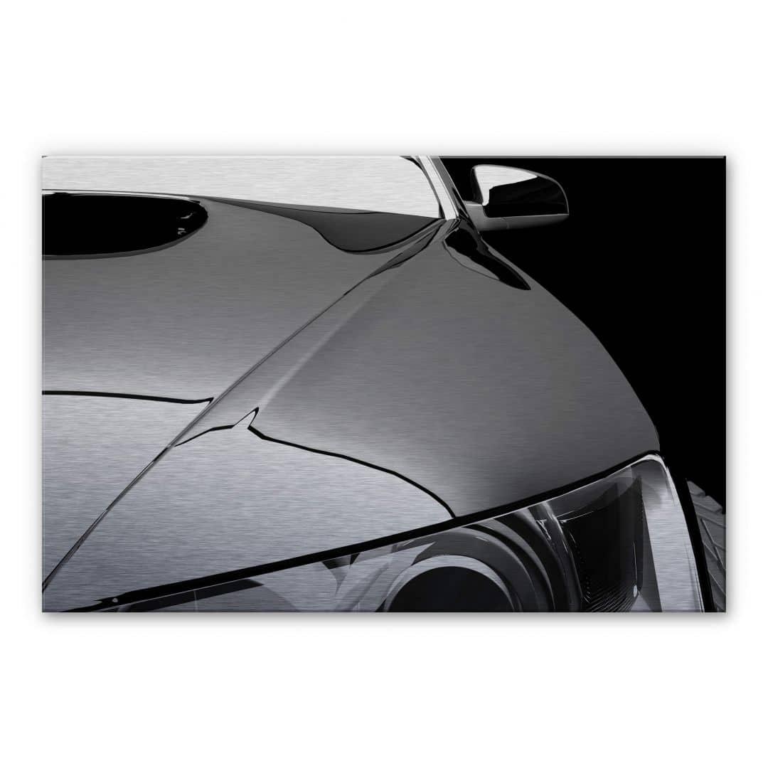 aluminium dibond metallic auto. Black Bedroom Furniture Sets. Home Design Ideas
