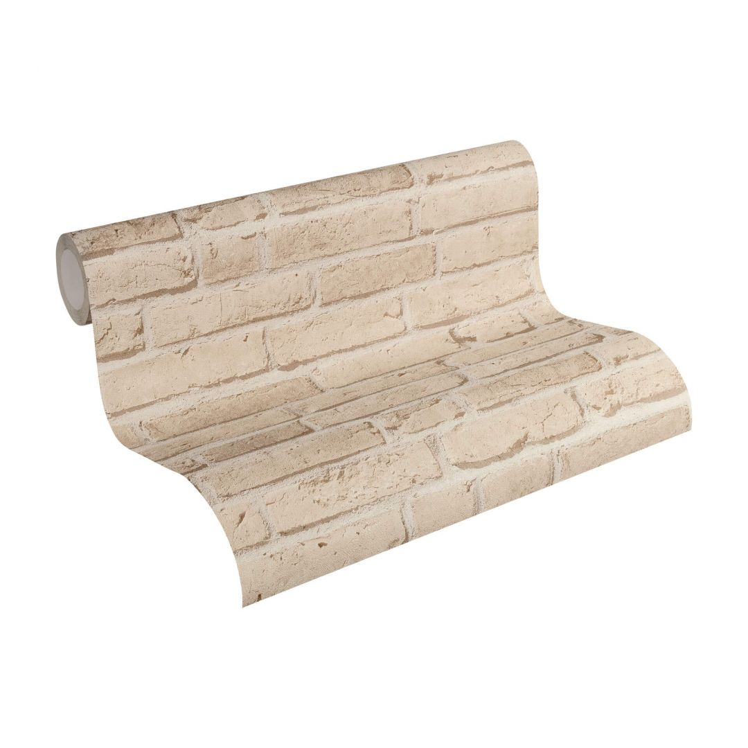A.S. Création Tapete Best of Wood`n Stone 2nd Edition beige