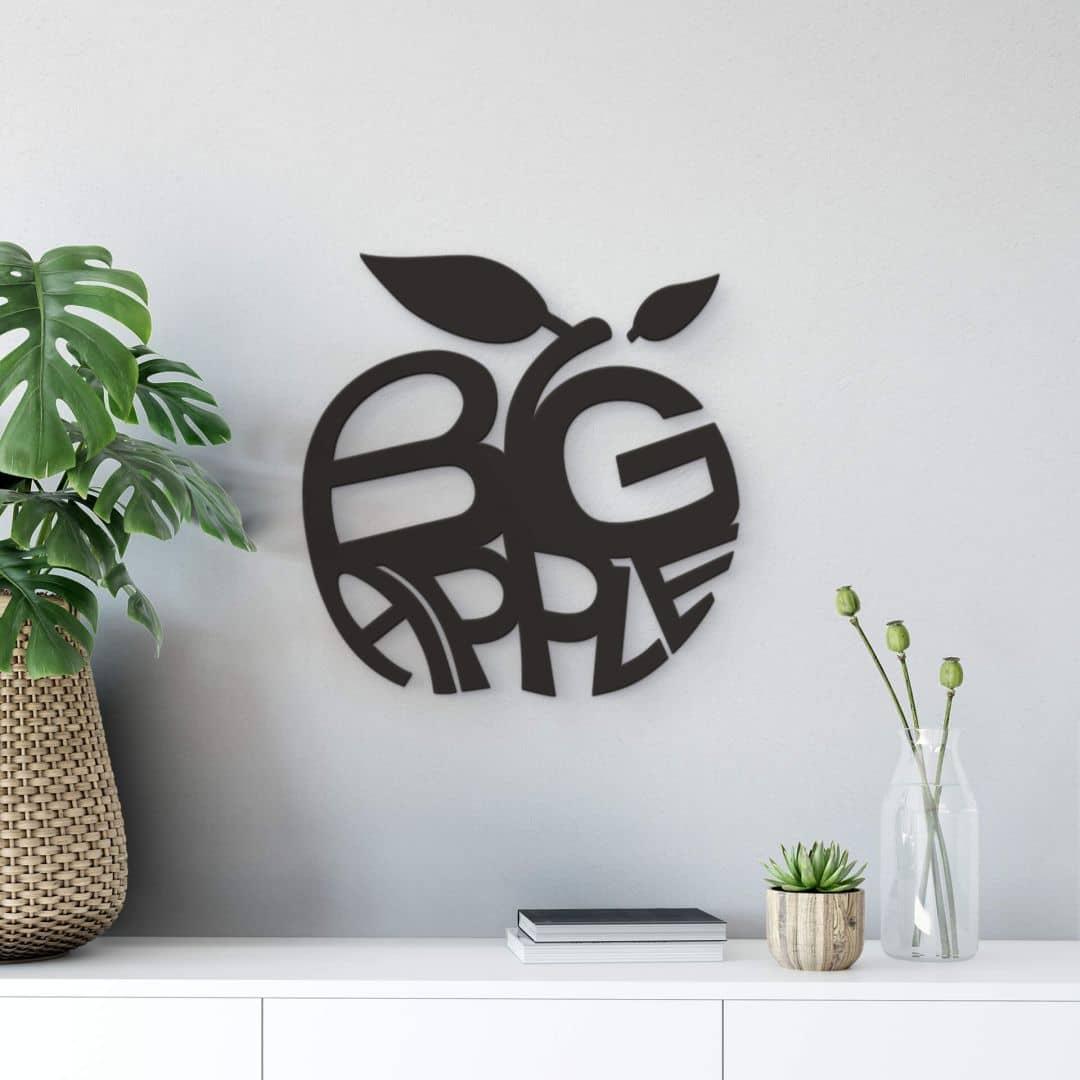 Decorative Letters Big Apple