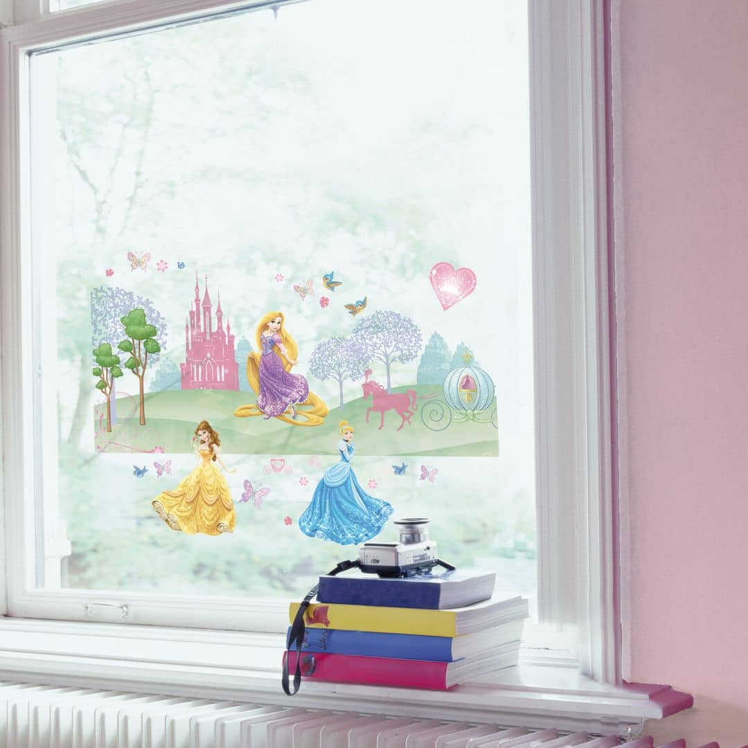 Fenstersticker Disney Princess