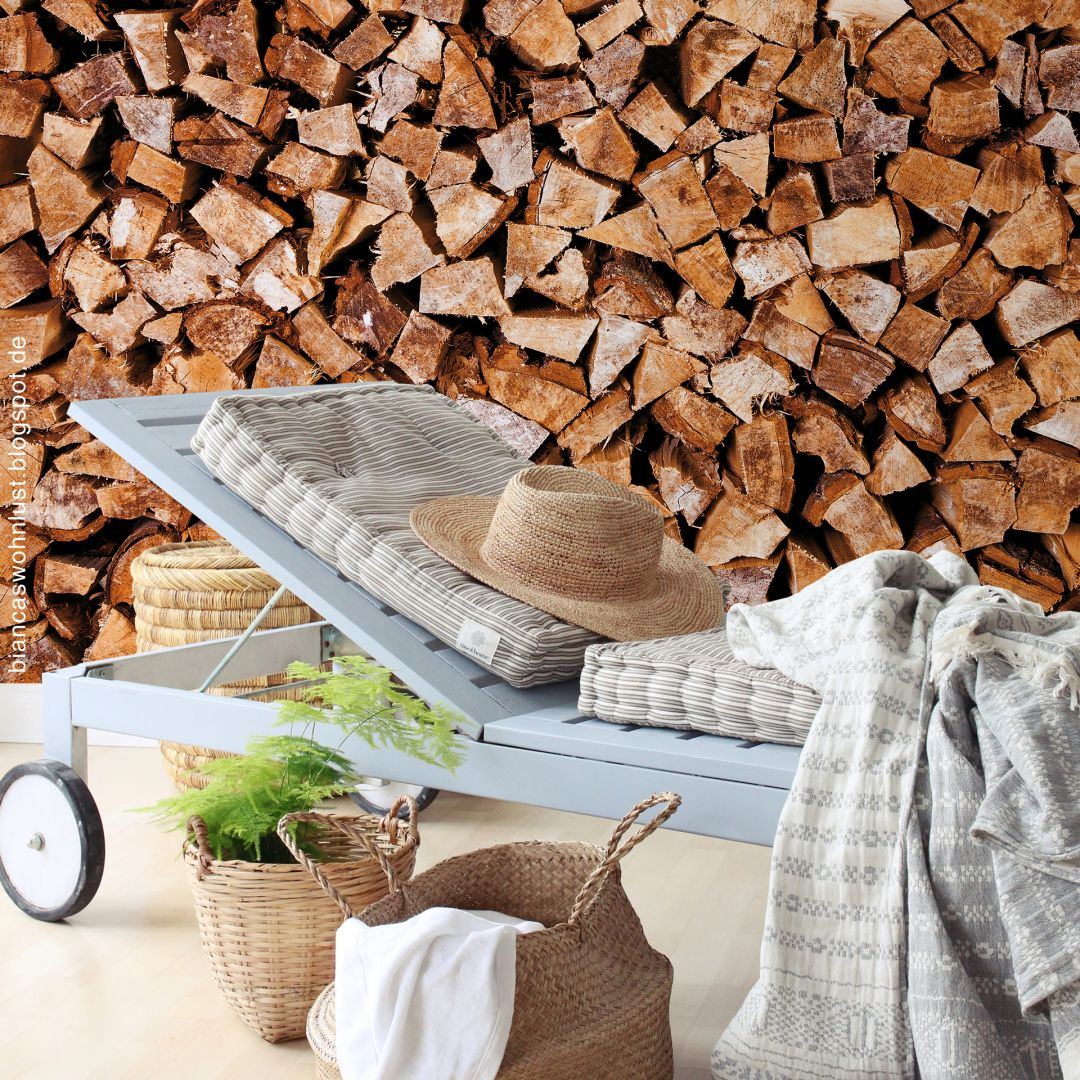 Wood - Photo Wallpaper