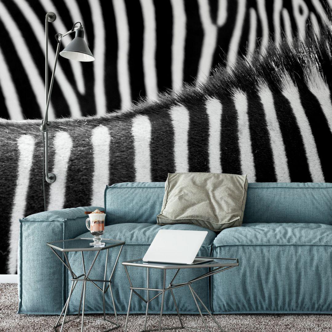 Fototapete Zebramuster