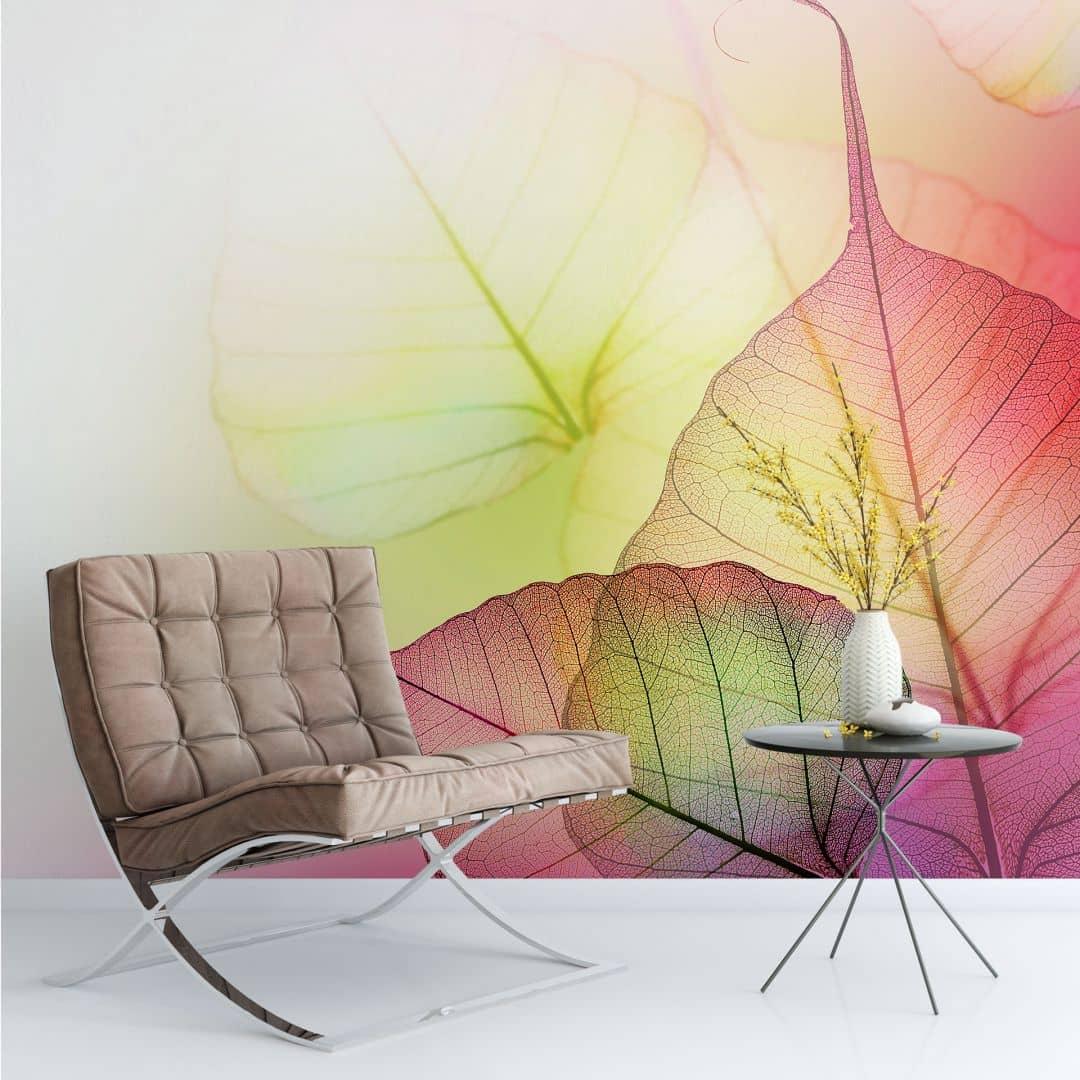 fototapete 250x250, fototapete pink design von k&l wall art | wall-art.de, Design ideen