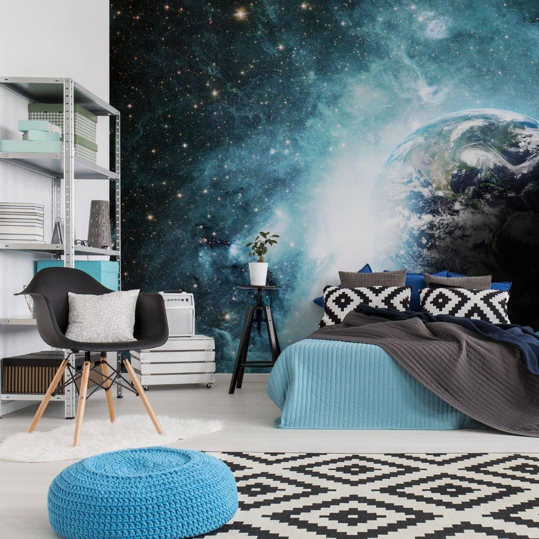 In a Galaxy Far Away - Photo Wallpaper