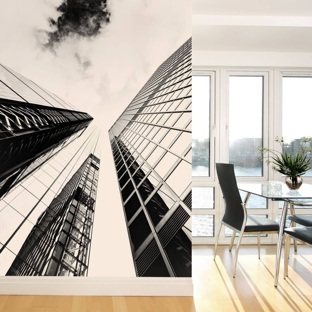 Fototapete Skyscraper