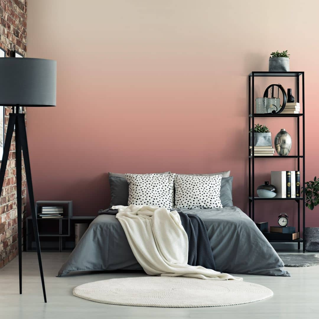 fototapete sunset ombre wall. Black Bedroom Furniture Sets. Home Design Ideas