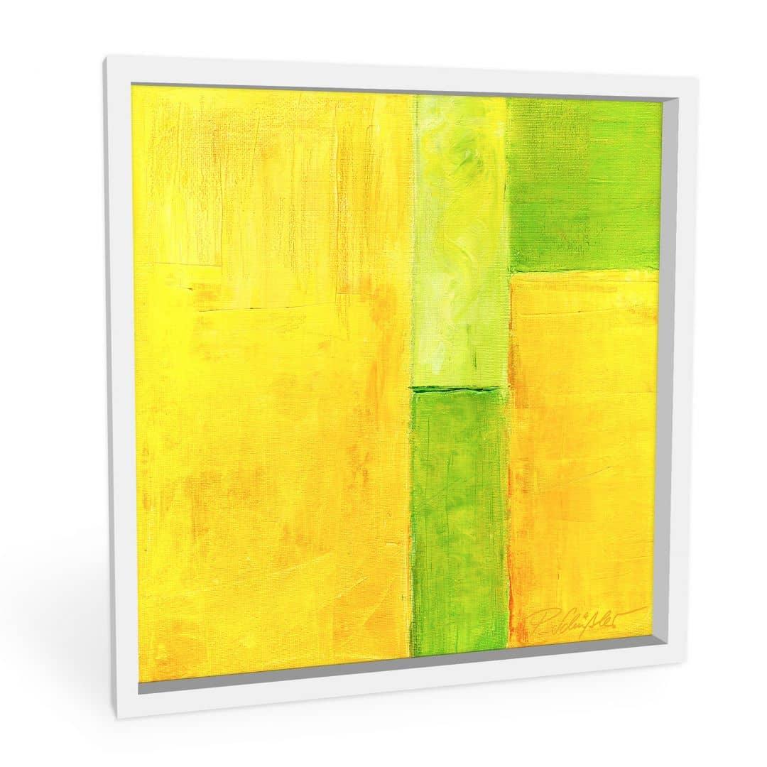 Wandbild Schüßler - Spring Composition III
