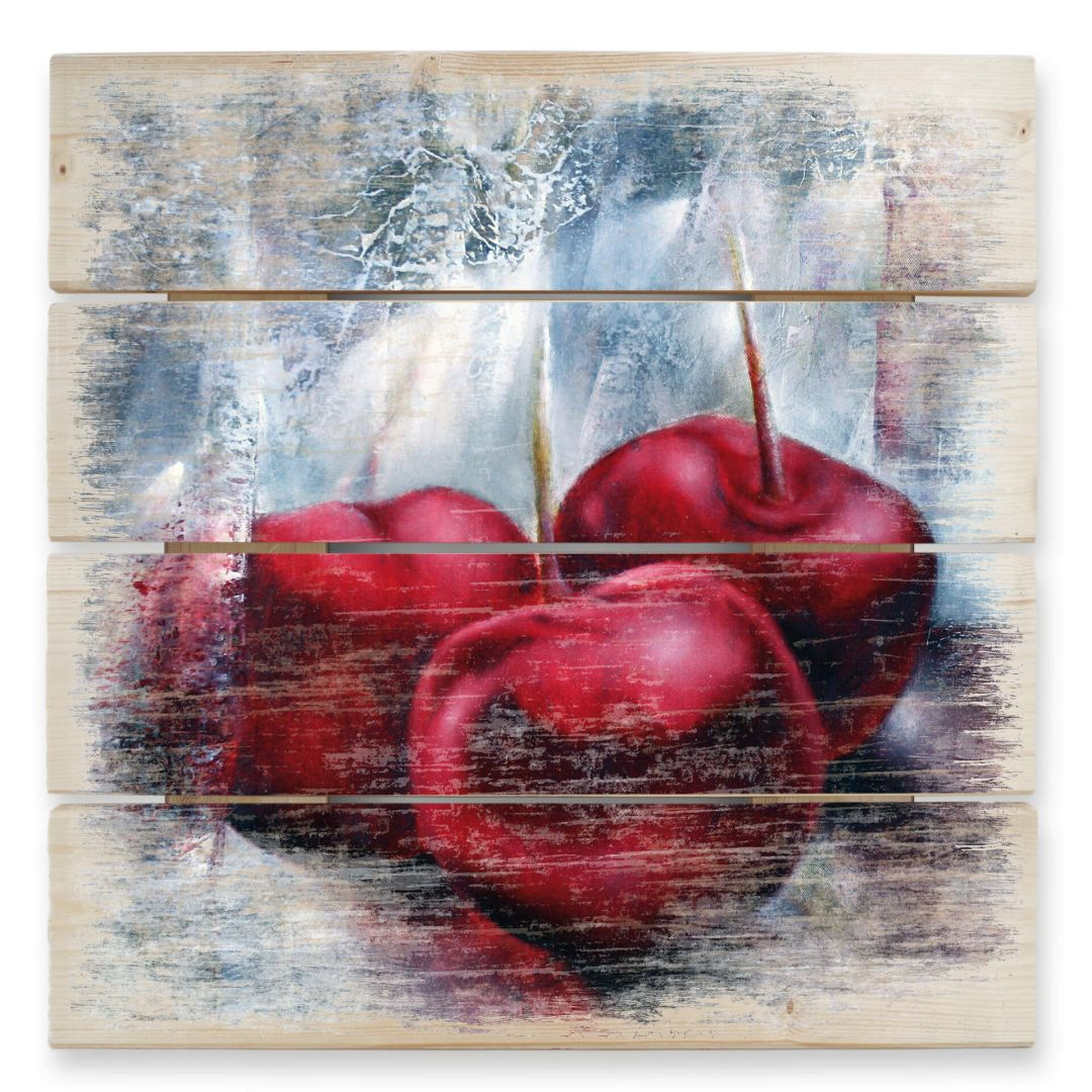 Wood Schmucker - Cherries