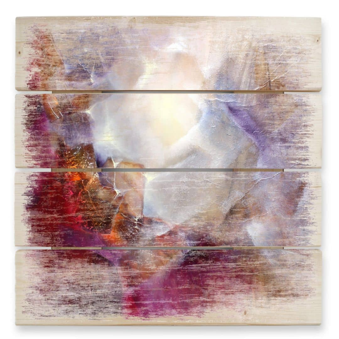 Holzbild Schmucker - Vom Inneren Leuchten